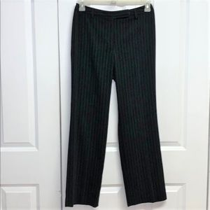 Style and Company Dress Pants Size 6P Striped
